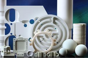Tests on advanced technical ceramics