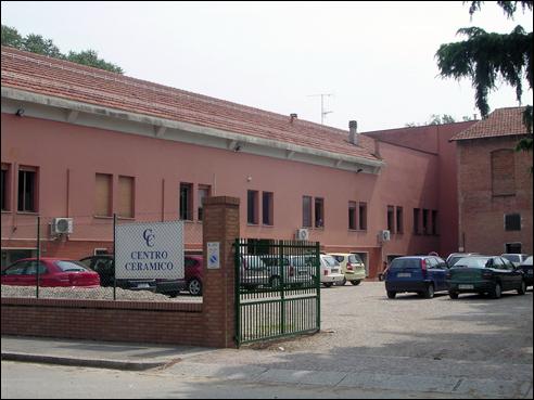 Struttura Centro Ceramico Bologna