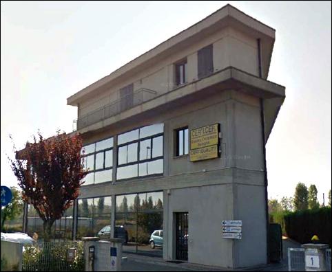 Struttura Centro Ceramico Sassuolo