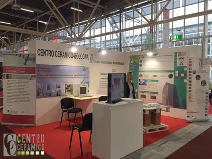 Centro Ceramico Stand Saie 2015