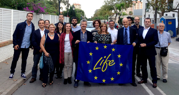 Progetto EU Life Cersuds